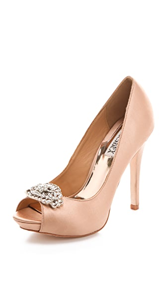 Badgley Mischka Goodie Ornament Pumps