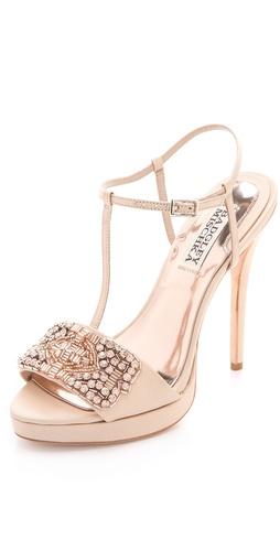 Badgley Mischka Amara High Heel Sandals