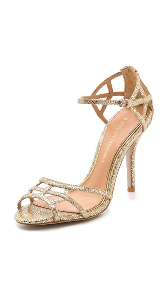 kerrington metallic sandals
