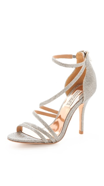 Badgley Mischka Landmark Strappy Sandals