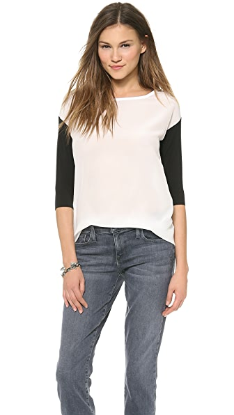 Bailey44 Paper Doll Top