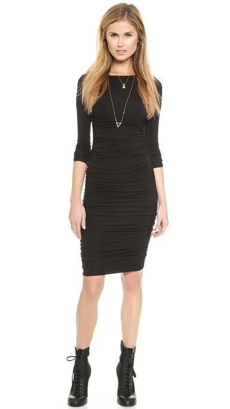 Shop Bailey44 online and buy Bailey44 Meringue Dress Black online store