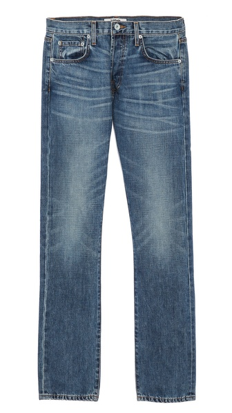 Baldwin Denim Henley Light Wash Jeans