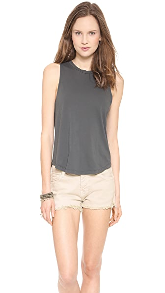 Baldwin Denim Sleeveless Muscle Tank