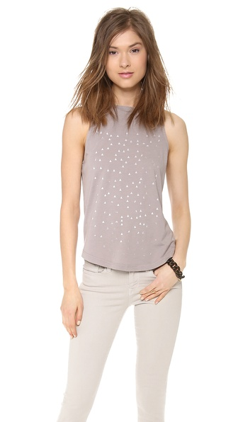 Baldwin Denim Triangle Muscle Tank
