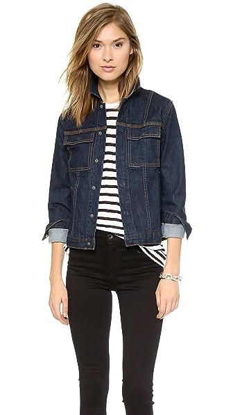 Baldwin Denim The Courtney Denim Jacket