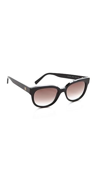 Balenciaga Small Cat Eye Sunglasses