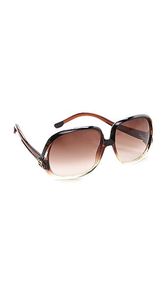 Balenciaga Square Bottom Sunglasses