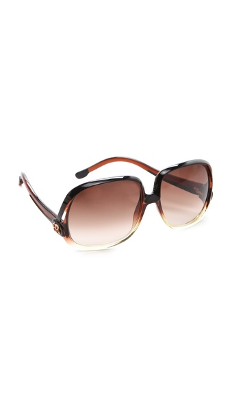 Balenciaga Square Bottom Sunglasses