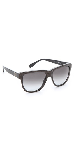 Balmain Ali Sunglasses at Shopbop.com