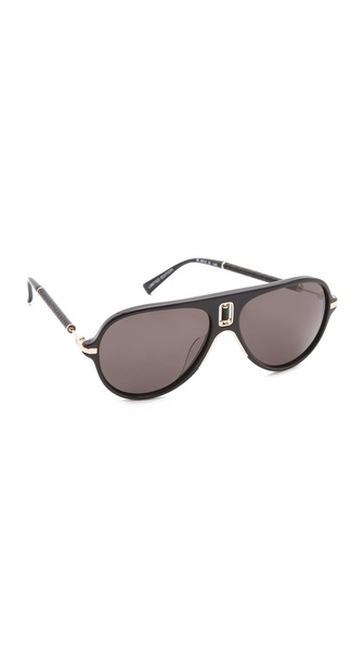 Balmain Studio Oversized Sunglasses