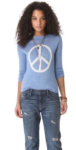 Banjo & Matilda Peace Cashmere Pullover