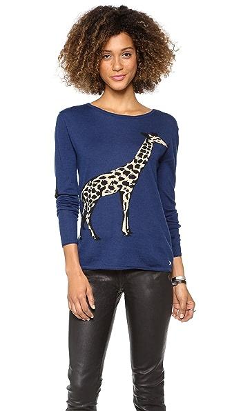 Banjo & Matilda Giraffe Cashmere Sweater
