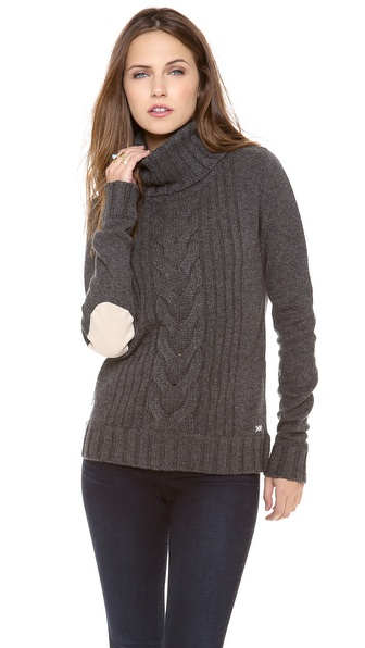 Banjo & Matilda Speakeasy Cashmere Turtleneck