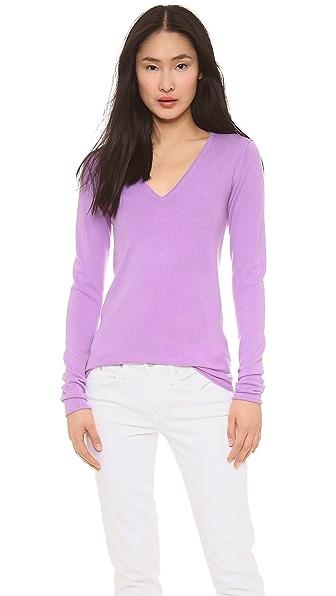 Banjo & Matilda Ultimate Vee Cashmere Sweater