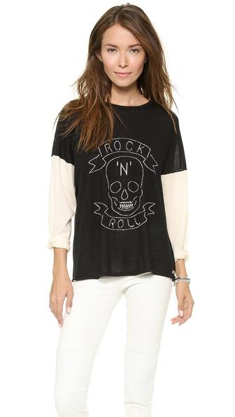 Banjo & Matilda Rock n Roll Cashmere Sweater