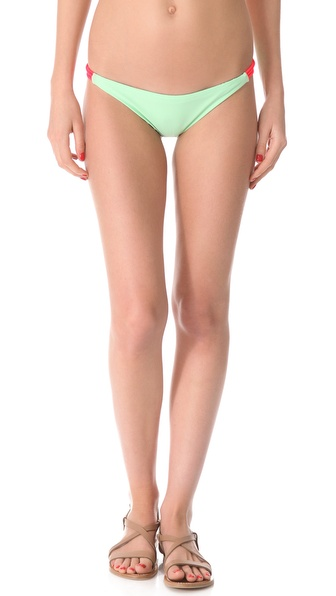 Basta Surf Julie Henderson x Basta Surf Zunzal Reversible Bikini Bottoms