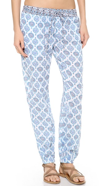 Basta Surf Mele Pants - Grecian Iris at Shopbop / East Dane