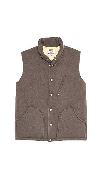 Battenwear 3 Layer Insulated Vest