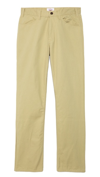 Battenwear Classic Twill Trousers