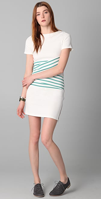 Band of Outsiders Striped Dress