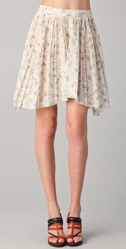 Band of Outsiders Rabbit Skirt