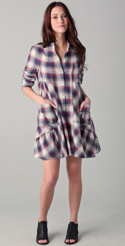 Band of Outsiders Shirtdress