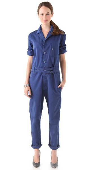 Boy. by Band of Outsiders Long Sleeve Jumpsuit