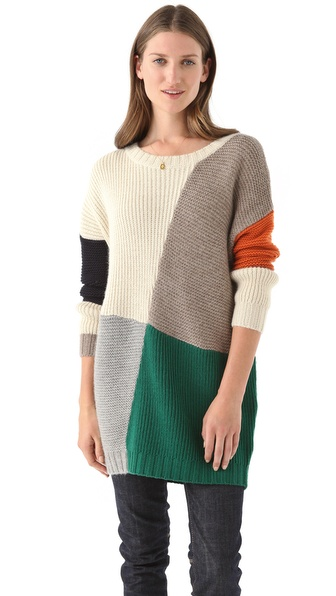Boy. by Band of Outsiders Blanket Crew Sweater