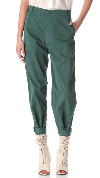 Boy. by Band of Outsiders Tapered Leg Pants
