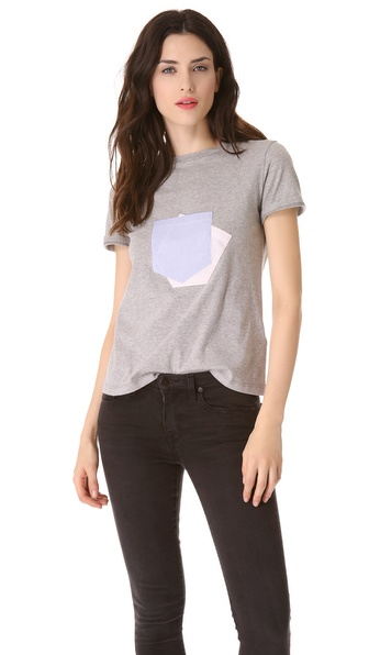 Band of Outsiders Two Pocket Tee
