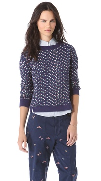 Band of Outsiders Tulip Sweatshirt