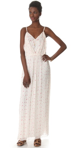 Band of Outsiders Little Iris Strappy Maxi Dress