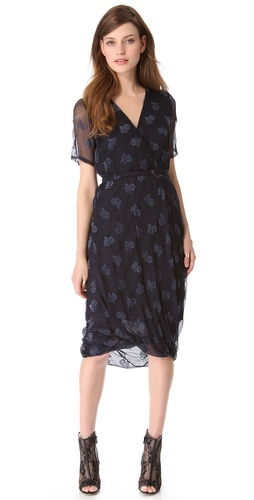 Band of Outsiders Bubble Dress