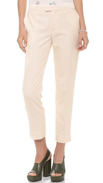 Band of Outsiders Ankle Trousers