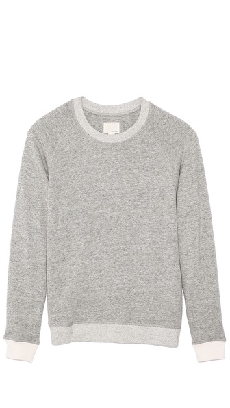 Band of Outsiders Crew Neck Sweatshirt
