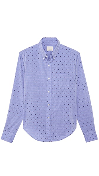 Band of Outsiders Long Sleeve Shirt
