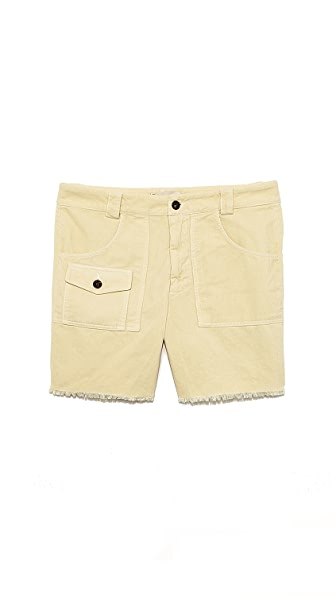 Band of Outsiders Cutoff Shorts