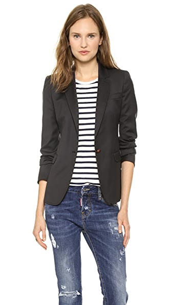 Band of Outsiders Peak Lapel Blazer