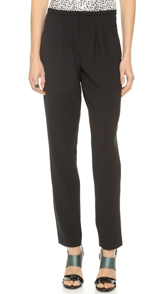 Band of Outsiders Crepe Ami Pants