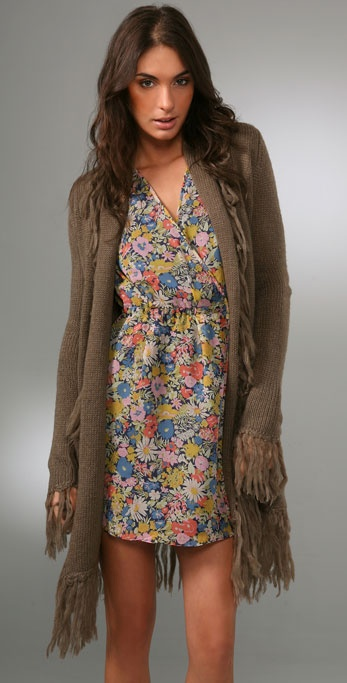 BB Dakota Branson Cardigan Sweater