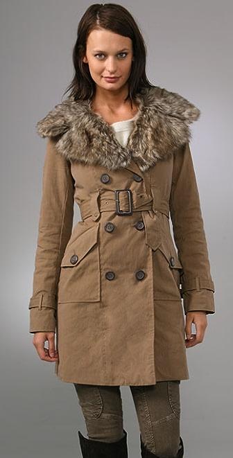 BB Dakota Lamarr Coat
