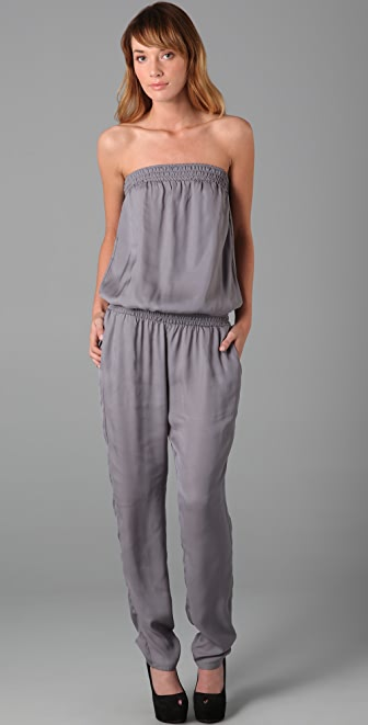BB Dakota Darcie Strapless Jumpsuit