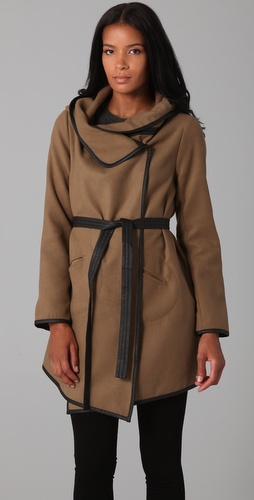 BB Dakota Josie Hooded Jacket