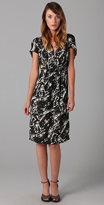 BB Dakota Jaime Prism Print Dress