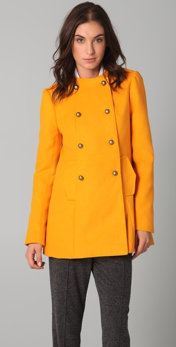 BB Dakota Melton Coat