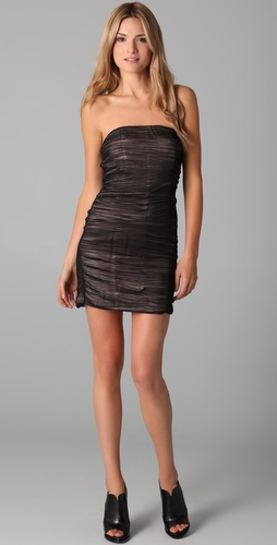 BB Dakota Gretchen Strapless Dress