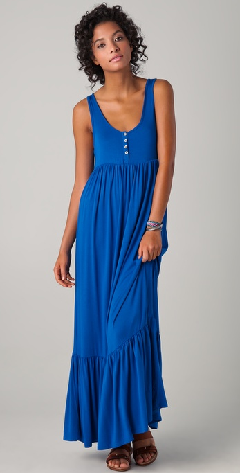 BB Dakota Ciara Maxi Tank Dress