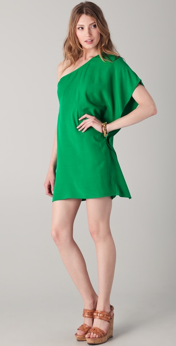 BB Dakota Asymmetrical Dress