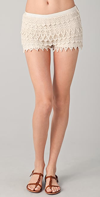 BB Dakota Amris Lace Short